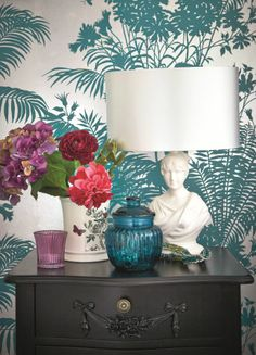 The Curosity Collection #Dunelm #Home #Decor #Botanical