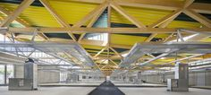Gallery - Cachan Covered Market / Croixmariebourdon Architectures - 16
