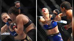 Galdino Saquarema Esporte: Brasileira massacra Ronda em 48 segundos no UFC