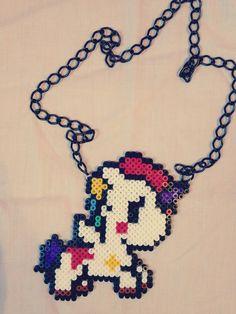 Modele Pixel Art, Iron Beads, Crochet Necklace, Creations, Diy, Jewelry, Design, Hama Beads Patterns, Manualidades