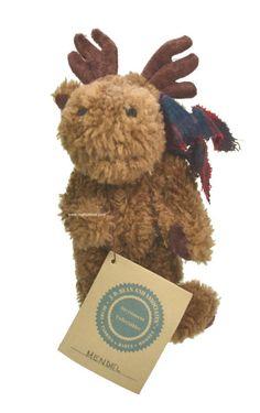 Boyds Bears | Mendel Moose No. B8005