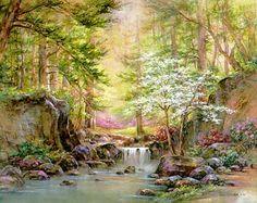 """Nature's Retreat"" ~ Lena Liu"