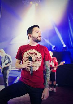 Jeremy mckinnon // a day to remember // photo by adam elmakias Love Band, Cool Bands, Jeremy Mckinnon, Screamo Bands, Music Photographer, We Will Rock You, Mayday Parade, A Day To Remember, Pop Punk