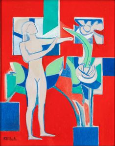 Vincent Mann Gallery New Orleans: Francoise Gilot, Luc Didier Francoise Gilot, Cubism, French Artists, Pablo Picasso, Human Body, Gold Ring, New Orleans, Masters, Dawn