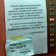 cartelli napoletani divertenti - Home Dont Forget To Smile, When You Smile, Just Smile, Don't Forget, Funny Video Memes, Funny Jokes, Hilarious, Super Funny, Funny Cute