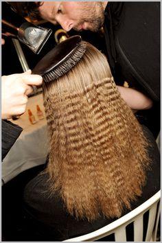 <3 crimped hair