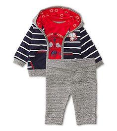 Babies Gr. 50-92 Baby-Outfit in dunkelblau - Mode günstig online kaufen - C&A