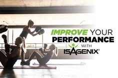 Isagenix, a leading global health and wellness company that is committed to continued investment in scientific research, is pleased to announce the publication of a new study that provides additional validation of its nutritional products for improving physical performance.