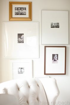 Cozy Cream And Chocolate Brown Nursery Design Inspiration Brown Nursery, White Nursery, Old Family Photos, Family Pictures, Baby Photos, Vintage Nursery, Ford, Inspiration Wall, Nursery Design