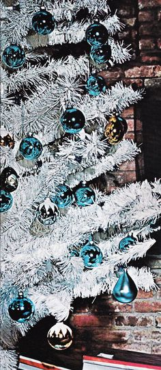 Retro Christmas Album Cover