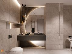 Washroom Design, Bathroom Design Luxury, Toilet Design, Modern Bathroom Design, Modern House Design, Home Room Design, Dream Home Design, Home Interior Design, Apartment Interior