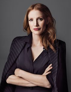 Holland O'Donoghue (Iris' Mom) {Jessica Chastain}