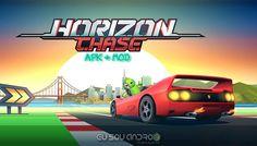 Horizon Chase World Tour é um jogo de corrida inspirado nos grandes sucessos dos anos 80 e 90: Top Gear (SNES), Rush, entre outros.