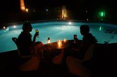 Pool Area of Solluna Resort.  Stay at solluna resort and Enjoy our luxurious services.  http://www.sollunaresort.com/ #resortsincorbett