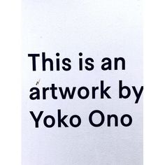#yokoono #yokoonowishingtree #makeawish #art