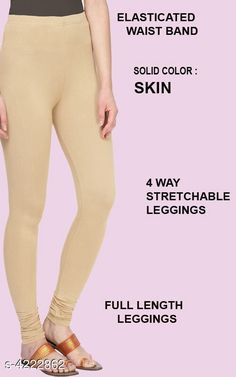 Leggings & Tights  Alluring Attractive Women's Legging Fabric: 95%COTTON  5% LYCRA Size: XL - Waist - Up To 22 in To 28 in Length - Up to 42 in XXL - Waist - Up To 25 in To 30 in Length - Up To 44 in Type: Stitched Description:  It Has 1 Pieces Of Women's Leggings  Colour: Skin Pattern: Solid Country of Origin: India Sizes Available: XL, XXL   Catalog Rating: ★4.1 (474)  Catalog Name: Siya Alluring Attractive Women's Leggings Vol 18 CatalogID_603678 C79-SC1035 Code: 262-4222862-675