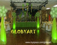 About Us - GLOBYART(Balloons in Los Angeles, Balloon Decor in Los Angeles, Balloon Classes, Decoraciones con globos, Quinceaners, Weddings y Bodas)