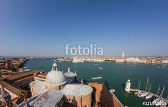 Venice Panorama View