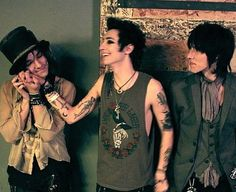 Palaye Royale | lol I thought they were BVB at first XD