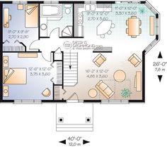 house_plan_maison_plain_pied_Bungalow_RDC_W2192