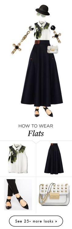 """eva2326"" by evava-c on Polyvore featuring Elle Sasson, ASOS, MICHAEL Michael Kors and STELLA McCARTNEY"