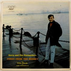 Gerry and the Pacemakers, Cilla Black and The Fourmost - Ferry Cross the Mersey: Original Soundtrack. Capitol Records. 1965.
