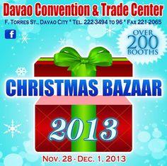 Davao, Trade Centre, Exhibit, Whitening, November, Join, Indoor, Facebook, How To Plan