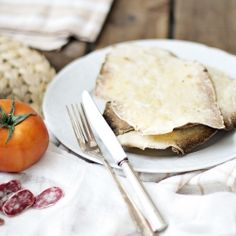A typical dry Sardonian bread... very special... imagine all the ways u can eat it... cheese, butter, jam..