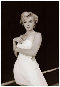 Marilyn Monroe by Photographer Milton H. Green
