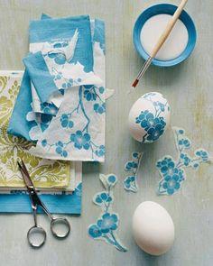 Pasqua si avvicina ed è tempo di cominciare a pensare alle decorazioni per la nostra casa. Oggi vi insegnerò, quindi, a realizzare delle si...