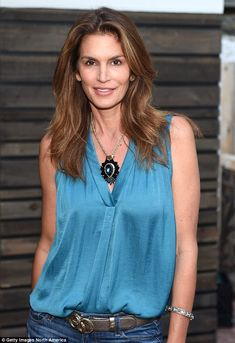 As she prepares to turn 50 in February next year, legendary supermodel Cindy Crawford has opened up in her new book Becoming about how it feels to get older in an industry that depends upon models staying youthful