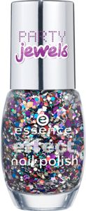 esmalte de uñas effect 24 party never ends - essence cosmetics