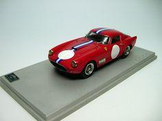 1/43 Le Phoenix Paddock Miniatures 1957 Ferrari 250 TDF