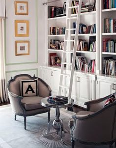 ladders in libraries