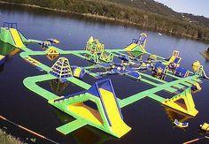 Aqua Park Coolum Sunshine Coast, Australia