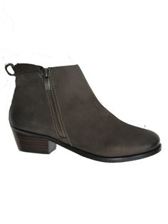 MARTINI MARCO Canter Leather Ankle Boot Taupe