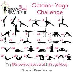 25 best yoga challenges images  yoga yoga challenge