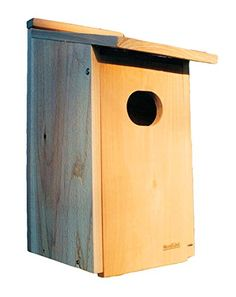 Birdhouses  Woodlink Cedar Duck House Porch Makeover <3 This is an Amazon Associate's Pin. Item can be found on the website by clicking the image.