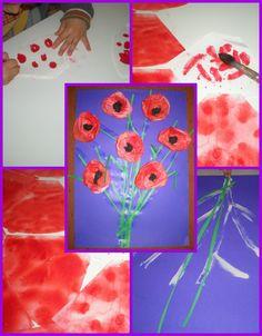 παιχνιδοκαμώματα στου νηπ/γειου τα δρώμενα: τα λουλούδια του Πασχαλιάς !!!