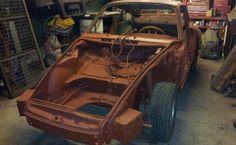 1970 911 E 2.0 Restoration Project
