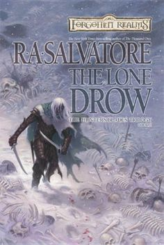 The Lone Drow: The Hunter's Blades Trilogy - R.A. Salvatore - Google Books