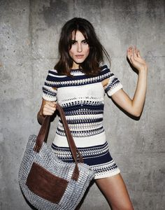 Bottletop fashion by Mulberry creators @Eluxe magazine