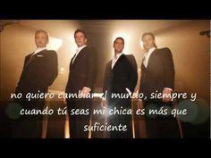 The Man You Love - Il Divo (subtitulada Español) -