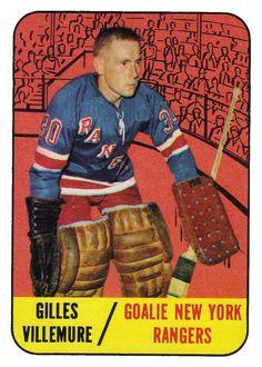 hk19678_OPeeChee__086 Rangers Hockey, Hockey Goalie, Hockey Players, Ice Hockey, Nhl, Hockey Cards, Baseball Cards, Goalie Mask, New York Rangers