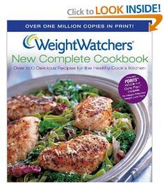 Weight Watchers New Complete Cookbook - great recipes!