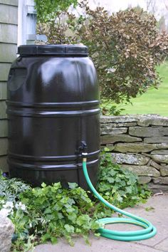I like this rain barrel system