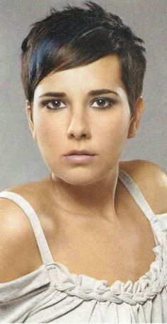 pixie hairstyles | Edgy Pixie Haircut Picture - Free Download Very Short Thick Edgy Pixie ...