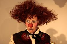Palhaça Rubra em Escalabobética no Sesc   Circos – Festival Internacional Sesc de Circo