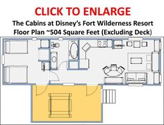 Review: The Cabins At Disneyu0027s Fort Wilderness Resort