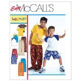 McCall's Patterns M4364 Children's/Boys' T-Shirts, Shorts In 2 Lengths and Pants, Size Y (XSM-SML) - http://sewingpins.net/sewing/sewing-patterns/mccalls-patterns-m4364-childrensboys-t-shirts-shorts-in-2-lengths-and-pants-size-y-xsm-sml/